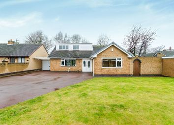 Thumbnail 3 bed bungalow for sale in Carlton Close, Danesmoor, Chesterfield
