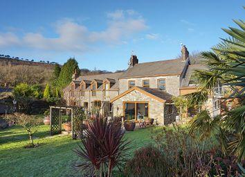 Thumbnail 4 bed detached house for sale in Gellifelgaws Farm, Tyllwyd Road, Neath, West Glamorgan.