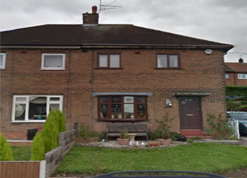 Thumbnail 3 bed semi-detached house to rent in Mallorie Road, Stoke-On-Trent