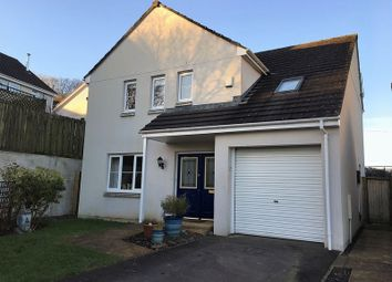Thumbnail 4 bedroom detached house for sale in Ash Vale, Lifton