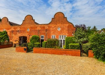 Thumbnail 5 bed barn conversion for sale in Coopers Hill Road, South Nutfield, Redhill