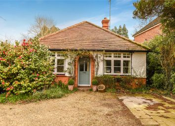 Thumbnail 3 bed detached bungalow for sale in New Wokingham Road, Crowthorne, Berkshire