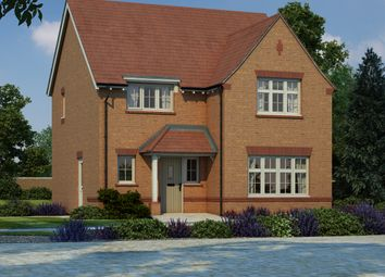 Thumbnail 4 bed detached house for sale in St Andrews Park, Rochester Road, Halling, Kent