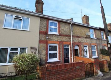 Thumbnail 3 bed terraced house for sale in St Pauls Road, Colchester