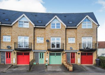 Thumbnail 3 bed terraced house for sale in Northern Rose Close, Bury St. Edmunds