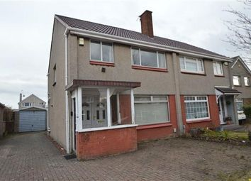 Thumbnail 3 bed semi-detached house for sale in Laggan Road, Bishopbriggs