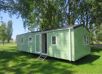 Thumbnail 3 bedroom mobile/park home for sale in Billing Aquadrome, Crow Lane, Northampton
