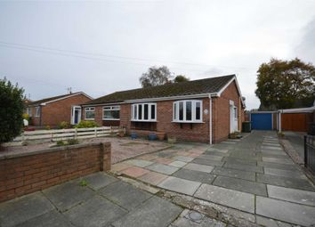 Thumbnail 2 bed bungalow for sale in Waterfield Close, Bebington, Wirral