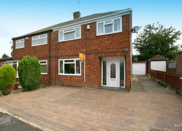 Thumbnail 3 bed semi-detached house for sale in Grange Road, Carville, Durham