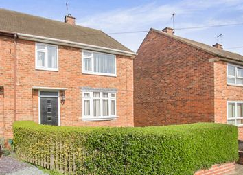 Thumbnail 3 bed semi-detached house for sale in Amhurst Close, Leicester