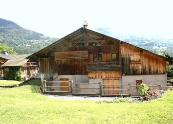 Thumbnail 4 bed chalet for sale in Morillon, Haute-Savoie