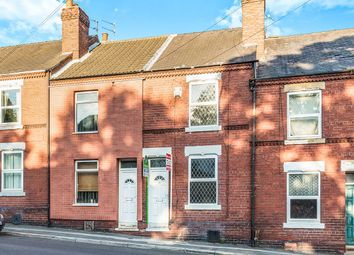 Thumbnail 2 bed terraced house to rent in Cross Street, Balby, Doncaster