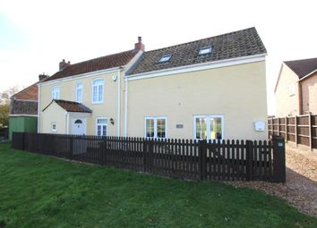 Thumbnail 3 bed detached house for sale in Qua Fen Common, Soham, Ely