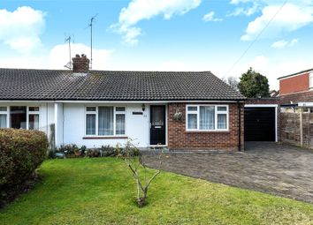 Thumbnail 2 bed semi-detached bungalow for sale in Brookside, Sandhurst, Berkshire