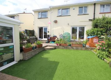 Thumbnail 4 bedroom semi-detached house for sale in North Road, Torpoint