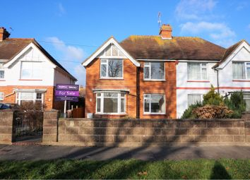 3 bed semi-detached house for sale in Wartling Road, Eastbourne BN22