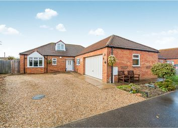 Thumbnail 5 bed bungalow for sale in Jubilee Close, Sutton St. James, Spalding