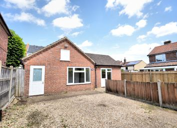 Thumbnail 1 bed detached bungalow for sale in Olney Road, Dereham