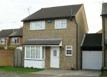 Thumbnail 3 bed detached house for sale in Hawks Way, Ashford