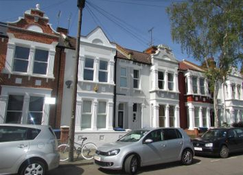 Thumbnail 3 bed flat for sale in Charteris Road, London