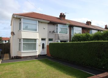 Thumbnail 2 bed terraced house for sale in Newhouse Road, Blackpool