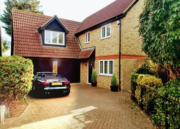 Thumbnail 4 bed detached house for sale in Maple Drive, Brandon Groves, South Ockendon, Essex