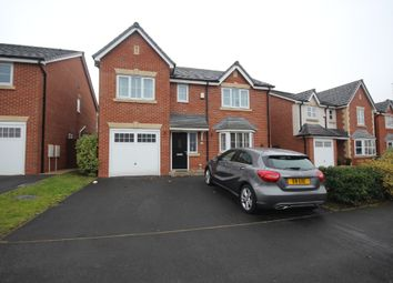 Thumbnail 4 bed detached house for sale in Brookfield Lane, Clayton-Le-Woods, Chorley