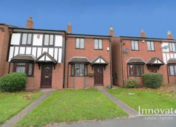Thumbnail 2 bedroom end terrace house for sale in Church Vale, West Bromwich