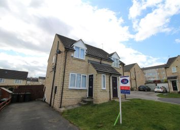 Thumbnail 2 bed semi-detached house to rent in Applehaigh Close, Bradford