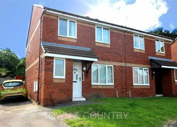 Thumbnail 3 bed semi-detached house to rent in Grasmere Close, Deeside, Flintshire