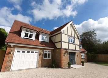 Thumbnail 5 bed detached house to rent in Hurst Drive, Walton On The Hill