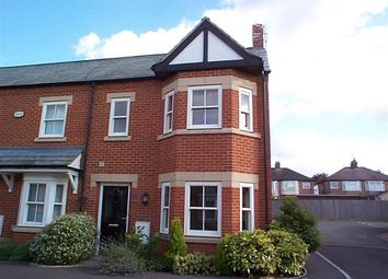 Thumbnail 3 bed end terrace house for sale in Barr Piece, Wolverton, Milton Keynes