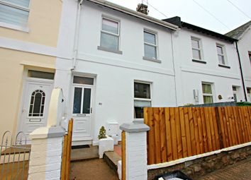 Thumbnail 3 bed maisonette for sale in Princes Road, Torquay, Devon