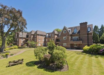 Thumbnail 3 bed flat to rent in Churchfields Avenue, Weybridge
