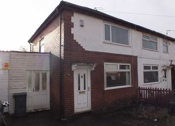 Thumbnail 3 bedroom semi-detached house for sale in Old Farm Crescent, Droylsden, Manchester