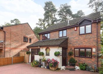 Thumbnail 4 bedroom detached house for sale in Crowthorne, Berkshire