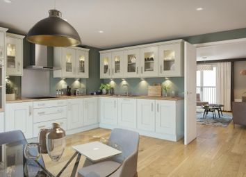 "Thumbnail 4 bed terraced house for sale in ""Skylark"" at Louisburg Avenue, Bordon"