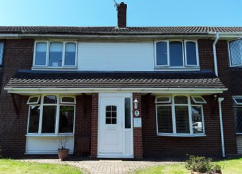 Thumbnail 3 bed terraced house for sale in Wheatcroft Close, Penkridge, Stafford