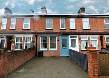 Thumbnail 2 bed terraced house for sale in Woodbridge Road, Ipswich, Suffolk