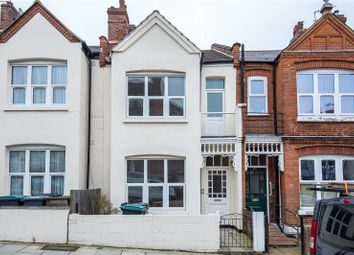 Thumbnail 5 bed terraced house for sale in Rathcoole Gardens, Crouch End, London