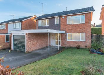 Thumbnail 4 bed detached house for sale in Weston Close, Dorridge, Solihull