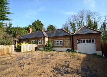 Thumbnail 4 bed bungalow for sale in Guildford Road, Farnham, Surrey