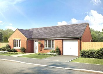 Thumbnail 2 bedroom bungalow for sale in Parker Way, Nettleham Chase