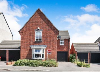 Thumbnail 4 bed detached house for sale in Bassett Crescent, West Bromwich