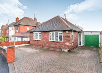 Thumbnail 2 bed detached bungalow for sale in Charlemont Avenue, West Bromwich