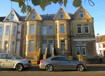 Thumbnail 1 bed flat to rent in Ferry Road, Grangetown, Cardiff