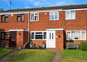 Thumbnail 3 bed terraced house for sale in Kingsnorth Close, Rochester