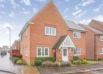 Thumbnail 4 bed detached house for sale in Vespasian Way, North Hykeham, Lincoln