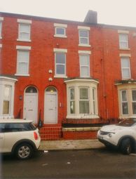 Thumbnail 1 bed flat to rent in Sybil Road, Anfield, Liverpool
