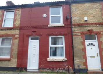 Thumbnail 2 bed property to rent in Elwy Street, Liverpool